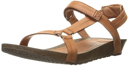 Teva Women's W Ysidro Universal Sandal, Cognac, ...
