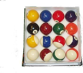 Professional pool ball set Juego de bolas de billar (5 cm), diseño de ...