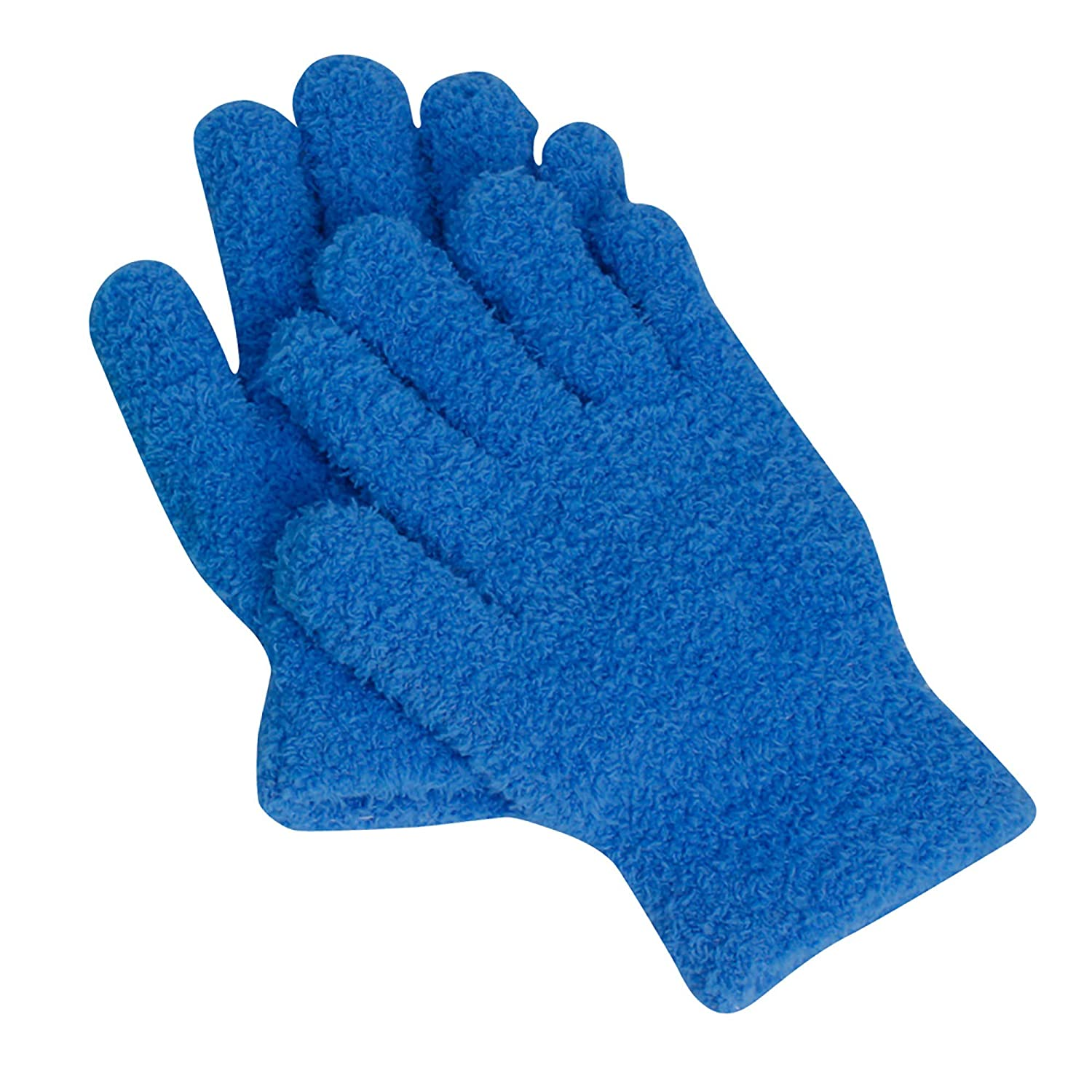 EvridWear Microfiber Auto Dusting Cleaning Gloves for Cars and Trucks, Dust Cleaning Gloves for House Cleaning,Great for Cleaning nooks and Crannies Safe to use on Any Surface! (S/M) FJDZ International Inc.