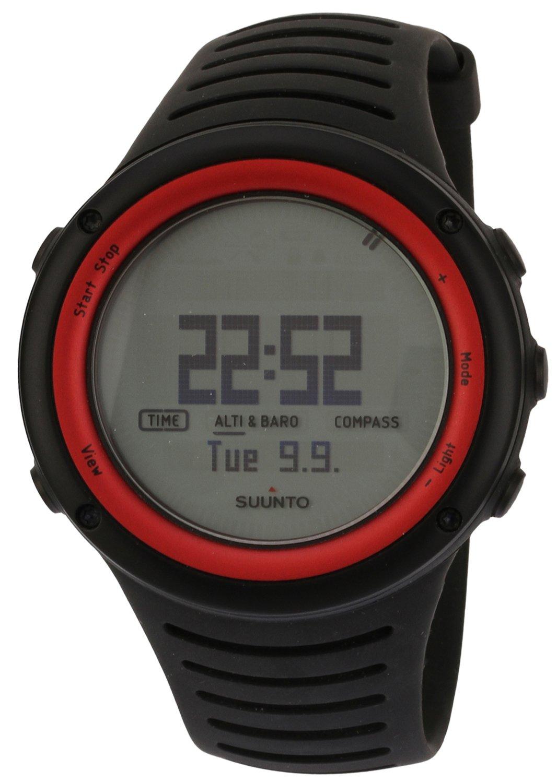 Suunto Core Altimeter Watch Lava Red, One Size
