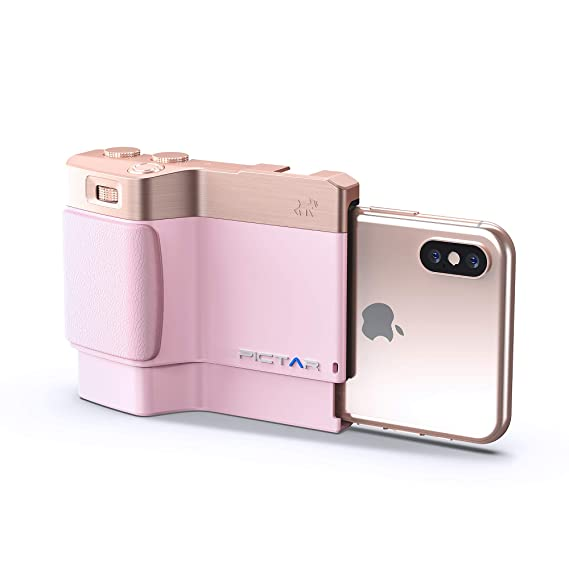 best sneakers c9f7e d6480 Pictar Mark II -SmartPhone Camera Grip for iPhone and Android