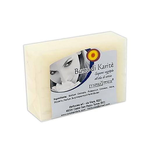Jabón de Almendras - Jabonería Artesanal - jabones elaborados en frío - No contienen colorantes, conservantes químicos, tensioactivos y parabenos - 100% ...