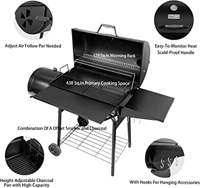 Best Charcoal Grill Under $200