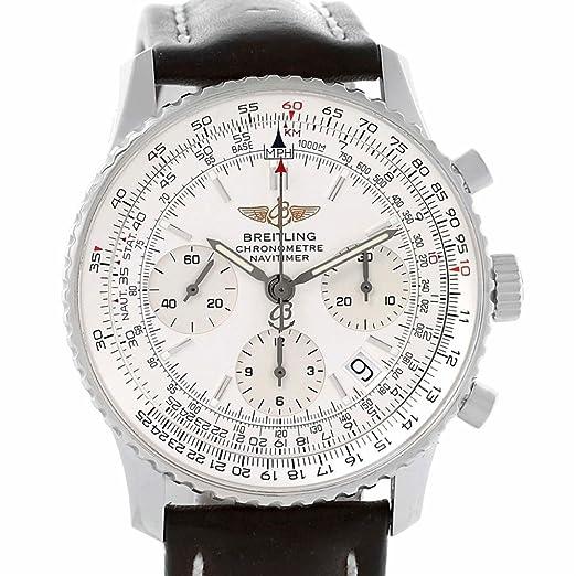 Breitling Navitimer A23322 - Reloj automático para hombre (certificado de autenticidad)