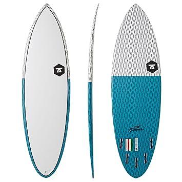 7S Slip Stream Carbon Vector Tabla de Surf – Blue Talla:6ft 6