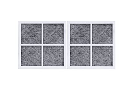 1f7bf2cb8a2df 2 x Replacement for air filter ADQ73214402, ADQ73214404, LT120F by ...