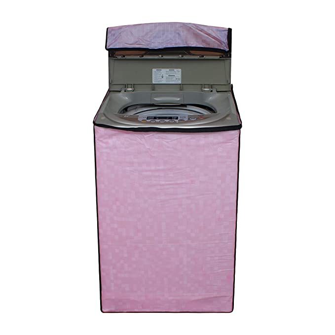Lithara Washing Machine Cover for Samsung WA62H4100HD Fully Automatic Top Load 6.5 Kg Washing Machine Covers