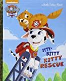 The Itty-Bitty Kitty Rescue (Little Golden Books)