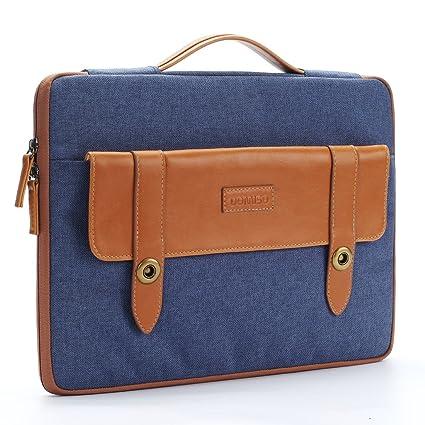 DOMISO 15.6 Inch Laptop Sleeve Case Unique Computer Handbag Pouch Cover  Notebook Bag for 15.6 quot  87de29d325