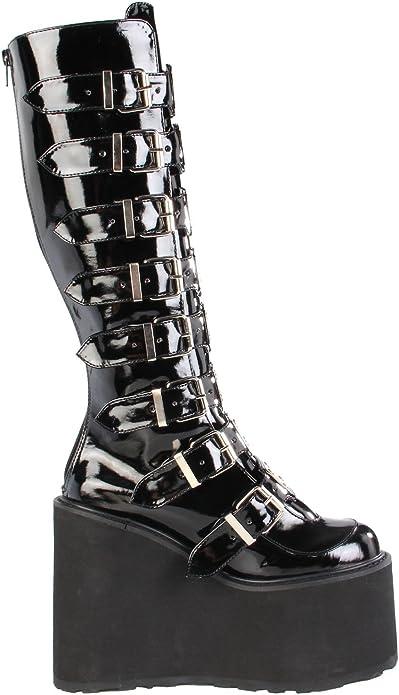 Pleaser Womens Swing-815 Knee-High Boot
