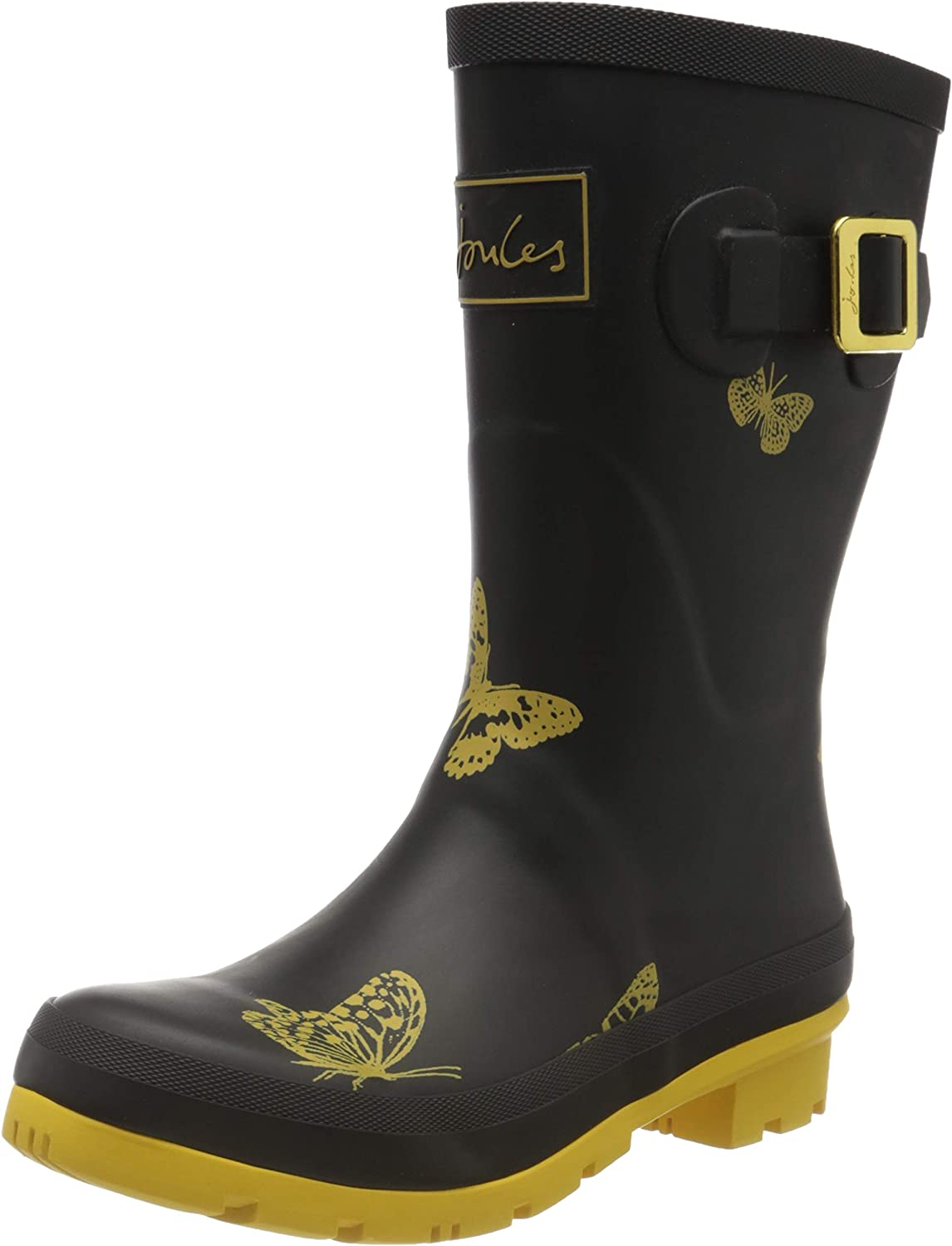Joules Girl's Work Wellington Boots
