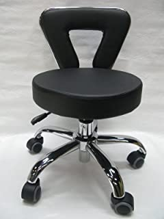 Amazon.com: PIBBS Jojo Sr. Stool Mini Pedi Chair (Model: 549 ...