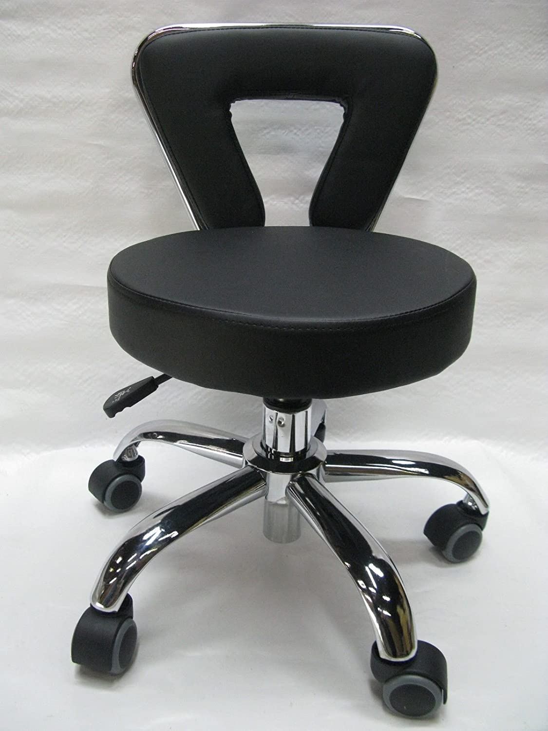 Amazon.com Spa Chair Pedicure Stool for Nail Hair Facial Technician (Short Black) Beauty & Amazon.com: Spa Chair Pedicure Stool for Nail Hair Facial ... islam-shia.org