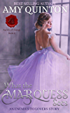 What the Marquess Sees (Agents of Change Book 2)