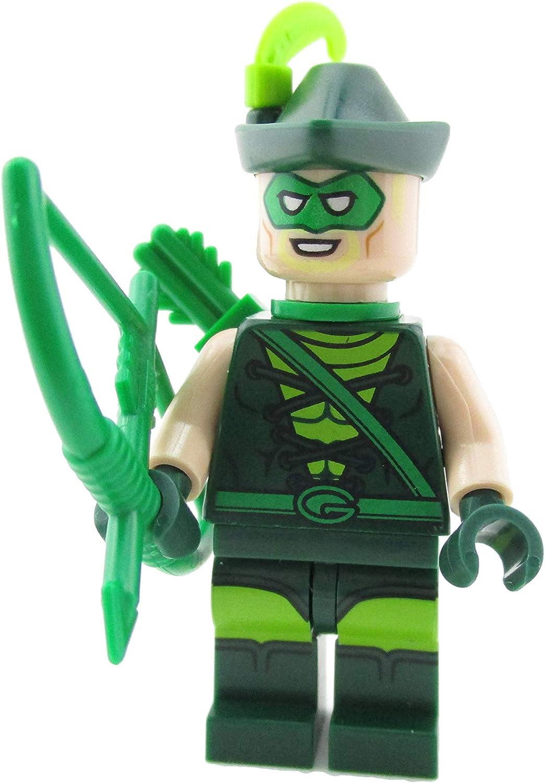 LEGO Batman Movie Green Arrow Minifigure 70919 Mini Fig