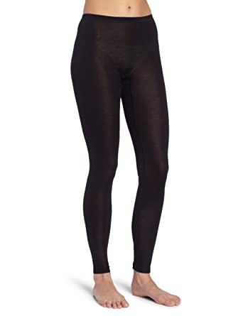Hanro Women's Pure Silk Leggings at Amazon Women's Clothing store ...