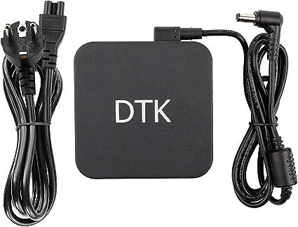 DTK® PC Portatile Alimentatore Caricatore Notebook