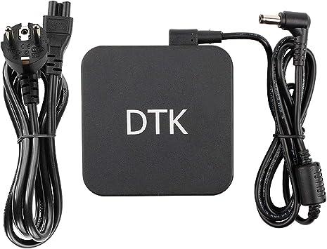 Dtk Chargeur 19v 4 74a 90w Alimentation Pour Ordinateur Portable Pour Asus Ac Adaptateur Connecteur 5 5 X 2 5mm Classe Energetique A Amazon Fr High Tech