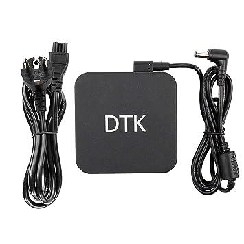 DTK Cargador Adaptador para Ordenador Portátil para ASUS Output: 19V 4.74A 90W Cargadore y adaptadore Conector: 5.5 * 2.5mm
