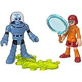Fisher-Price Imaginext Scooby-Doo Velma & Space Kook - Figures, Multi Color