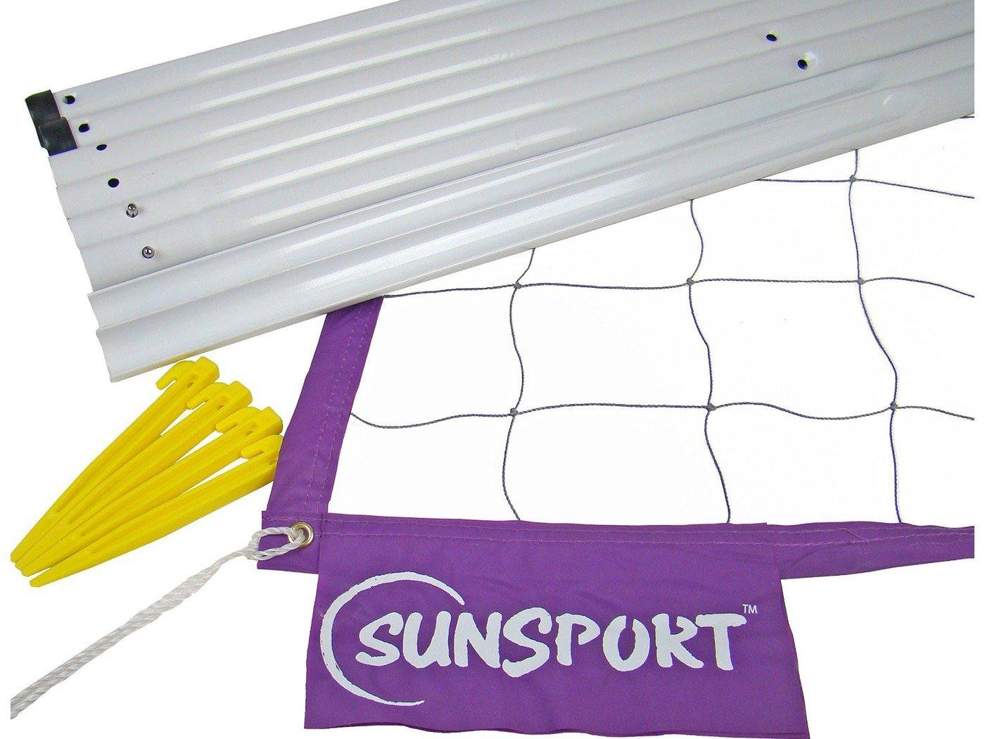 SunSport - Beach Volleyball Set PRO BEACH, Netz und Zubehör Netz und Zubehör Bex Sport 515-040