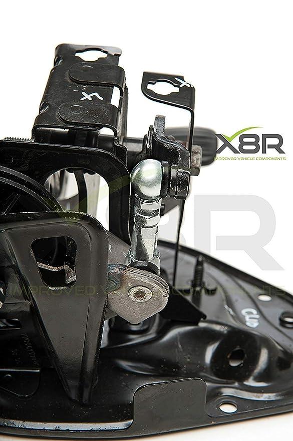 Campus Mark Mk 2 II Pedal de Embrague Enlace Rótula Barra Fijar Kit: Amazon.es: Coche y moto