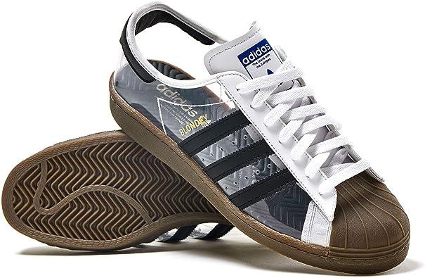 adidas Superstar 80s by Blondey (White