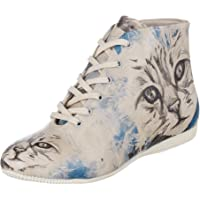 DOGO Kadın Boxford Moda Ayakkabı