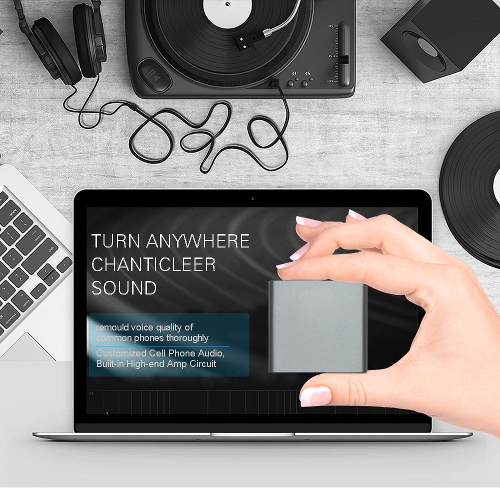 Ulbre Headphone Amplifier Portable Audio Mini Earphone Hifi Ipod Circuit Using Ic 741 Electronic Electronics