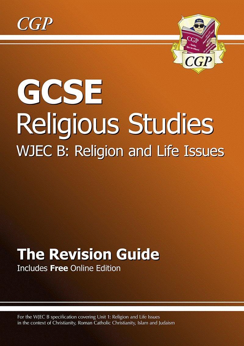 Buy my revision notes wjec eduqas gcse (9-1) religious studies.