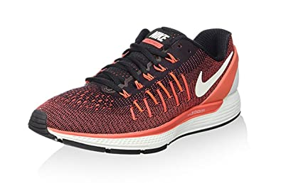 d73286f8f203 Nike Mens Air Zoom Odyssey 2 Black Summit White-Bright Crimson 12. 5  Buy  Online at Low Prices in India - Amazon.in
