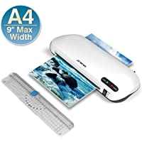 JZBRAIN A4 Laminator Machine with Trimmer