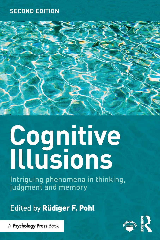 Cognitive Illusions: Amazon.de: Rüdiger F Pohl: Fremdsprachige Bücher