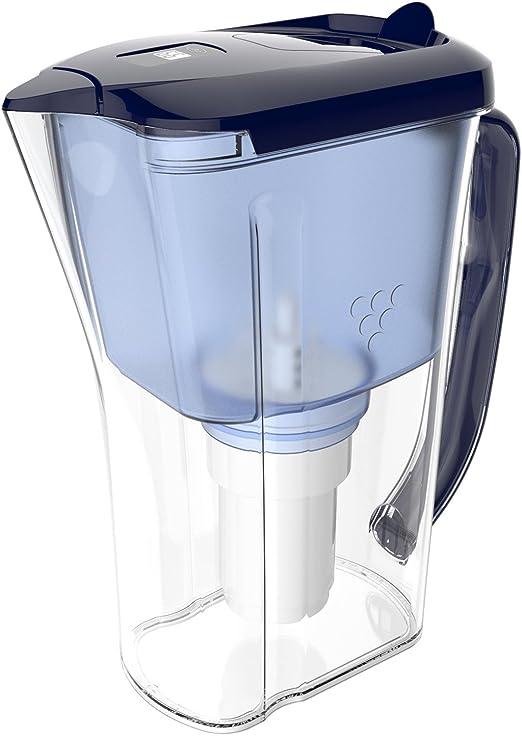 Jarra de agua sin BPA, filtro de agua: Amazon.es: Hogar