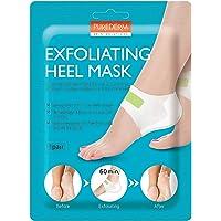 PUREDERM heel mask 0.63oz/ Korean beauty/Exfoliating foot peeling mask, Foot mask, Foot peeling, Removes Dead skin, Foot…