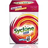 Syclone Matic Detergent Powder for Front Load Washing Machine, 2kg