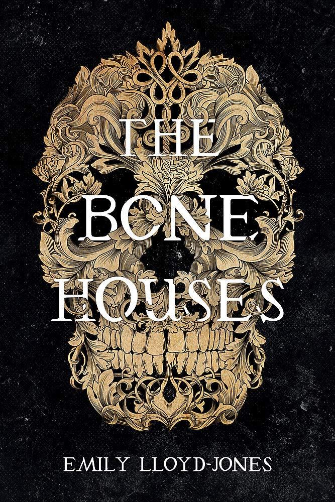 The Bone Houses spooky season books for kids _ Bored Teachers