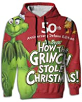 locpm licopc long sleeve t shirt how the grinch stole christmas sublimated 3d full print chic - How The Grinch Stole Christmas Sweater