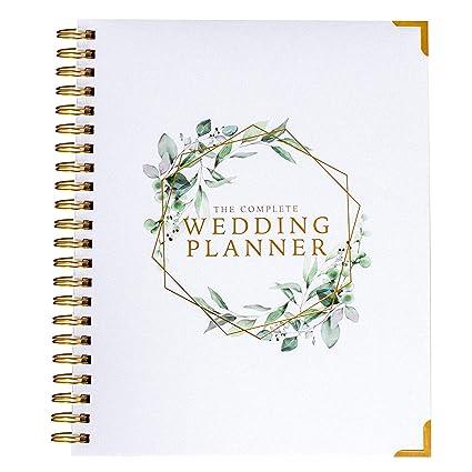 Planificador de bodas 2019 2020: Amazon.es: Oficina y papelería