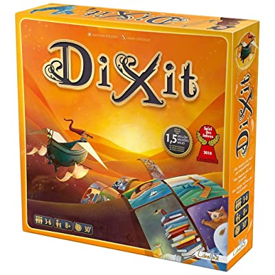 Asmodee Dixit Board Game Standard: Toys & Games