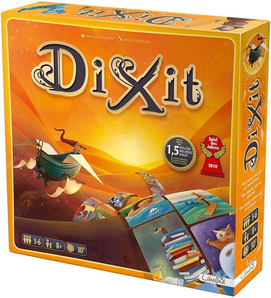 Libellud Dixit original - Juego de mesa