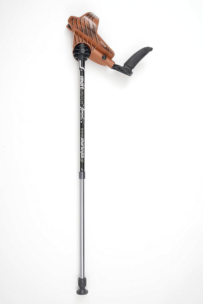 オプショナル粒子凍った松葉杖用 カバーセット 1セット(1本分)脇パッドカバー1個  グリップカバー1個)