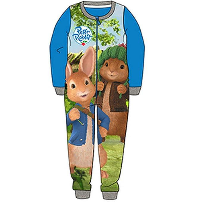 Jim Jams Boys Peter Rabbit Onesie All in One Sleepsuit