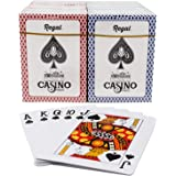 Regal Games Playing Cards, Standard Size Casino Grade Cards, Set of 12 Decks of Cards