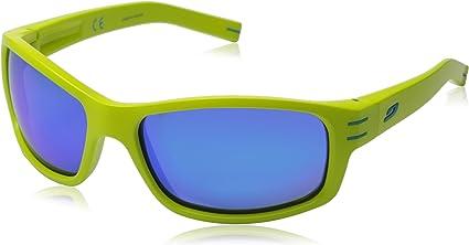 Julbo Sunglasses J 449 Suspect 1116 Acetate Plastic Yellow Grey Mirror Sport Freizeit
