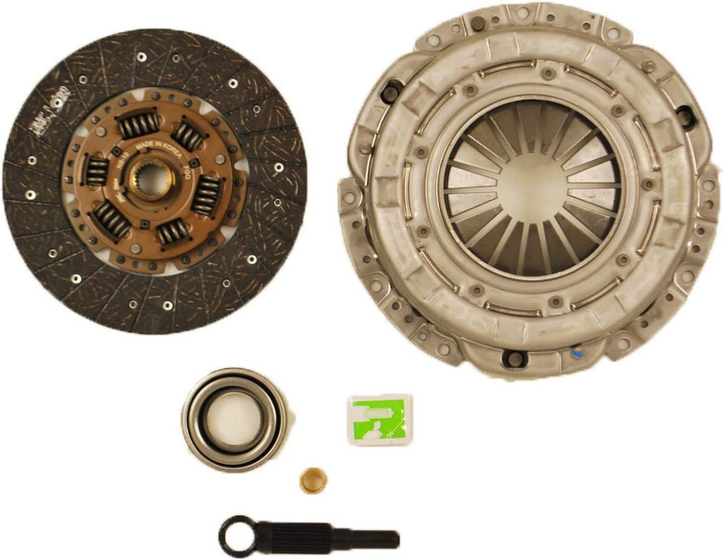 Valeo 52404004 OE Replacement Clutch Kit