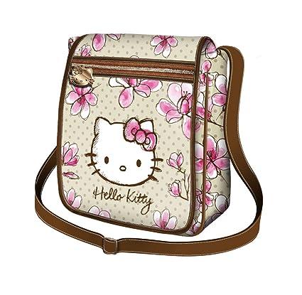 Hello Kitty 41792Sacoche Verticale avec Rabat SCAHHv1m