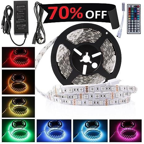 Review LEDMO 5050 RGB LED