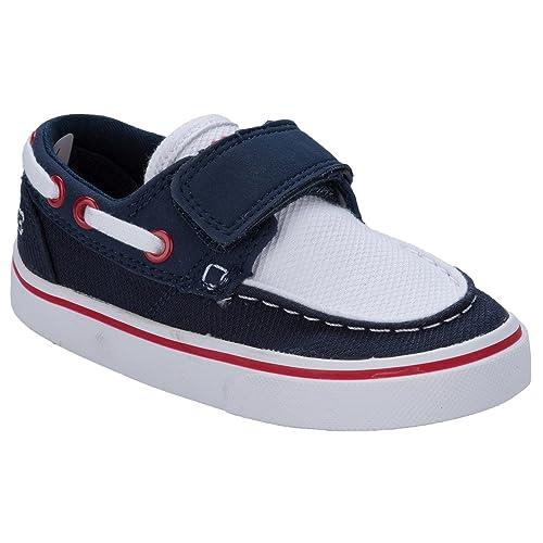 Lacoste - Zapatillas para niño Azul Azul Marino, Color Azul, Talla 23 EU Infantil: Lacoste: Amazon.es: Zapatos y complementos