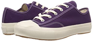MoonStar Fine Vulcanized Gym Classic: Purple